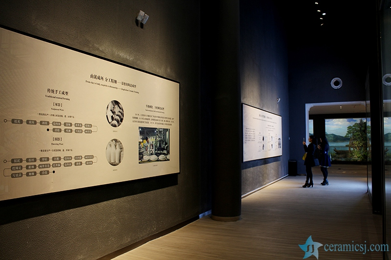 1515342591-3477-2015-11-09 Introduction of  Jingdezhen Ceramics Museum Jingdezhen China Ceramics Museum - shengjiang  ceramic  factory   porcelain art hand basin wash sink