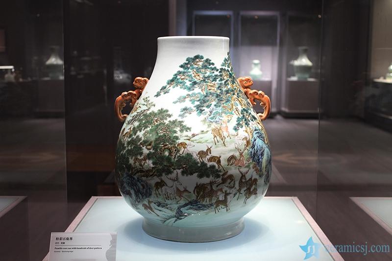 1515342608-4281-56401aeb18123 Introduction of  Jingdezhen Ceramics Museum Jingdezhen China Ceramics Museum - shengjiang  ceramic  factory   porcelain art hand basin wash sink