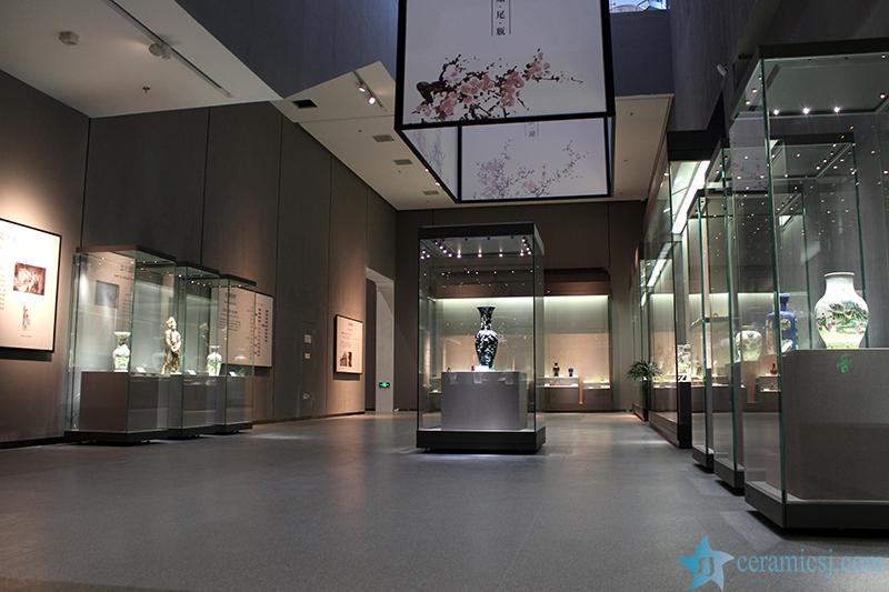 1515342616-2469-5640405e5df53 Introduction of  Jingdezhen Ceramics Museum Jingdezhen China Ceramics Museum - shengjiang  ceramic  factory   porcelain art hand basin wash sink