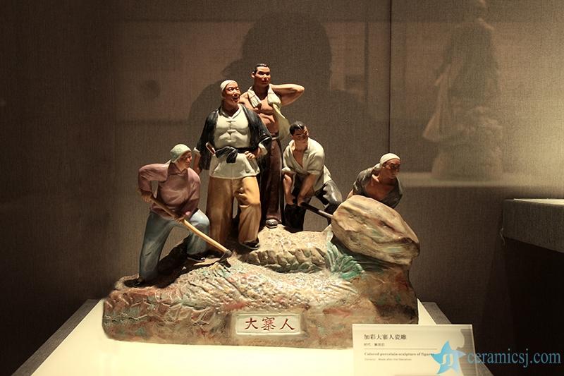 1515342625-2766-564042c66c203 Introduction of  Jingdezhen Ceramics Museum Jingdezhen China Ceramics Museum - shengjiang  ceramic  factory   porcelain art hand basin wash sink