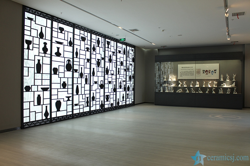 1515342632-1040-564044861d9d7 Introduction of  Jingdezhen Ceramics Museum Jingdezhen China Ceramics Museum - shengjiang  ceramic  factory   porcelain art hand basin wash sink